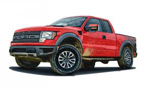 Ford f 150 svt raptor my 2012