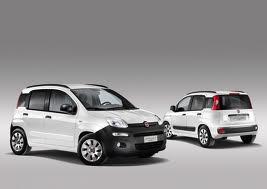 Fiat Panda Van: in arrivo anche la versione bifuel