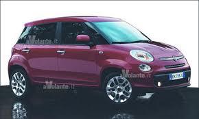 La Fiat 500XL