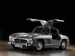 Mercedes 300 SL Ala di Gabbiano