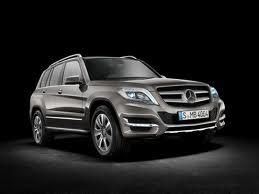 Mercedes GLK MY 2012