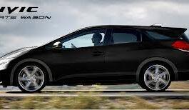 Honda Civic Wagon concept 2013