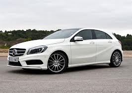 Mercedes Classe A: premio come miglior auto del 2012