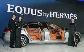 Hyundai Equus Hermes