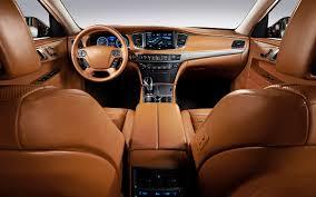 Hyundai Equus Hermes interni