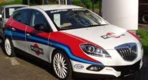 nuova Lancia Delta Integrale Martini Racing