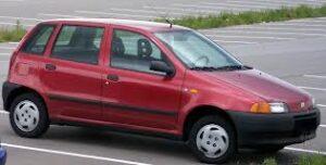 I primi 20 anni di Fiat Punto