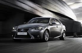 nuova Hybrid Lexus IS 2013