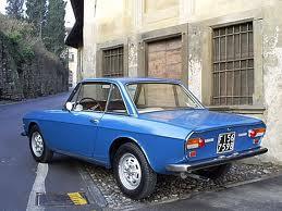 Lancia Fulvia Coupé 1300