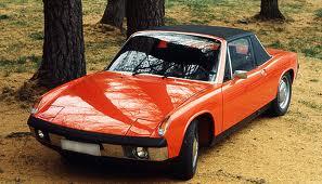 Volkswagen - Porsche 914