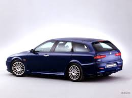 Alfa 156 GTA SPORTWAGON SELESPEED