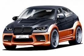 Lumma Design: il disegno 2014 del BMW X5