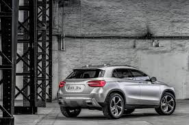 Nuovo Suv Mercedes Gla