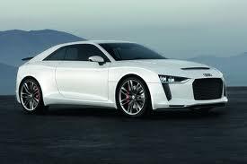 Salone di Francoforte e novità: il Concept Audi Quattro