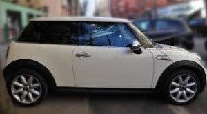 L'oscuramento vetri auto