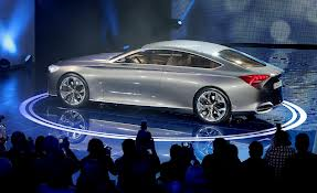 Hyundai Genesis: i nuovo concept saranno presentati a Detroit
