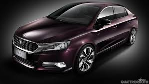 citroen ds 5 ls