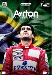 DVD Ayrton Senna Gazzetta dello Sport: Ayrton – Indimenticabile