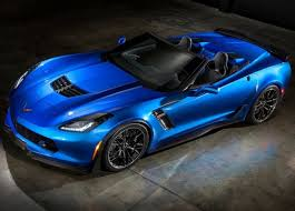 Chevrolet Corvette ZO6 Convertible