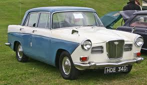 Wolseley, auto di prestigio per un marchio dimenticato nel tempo