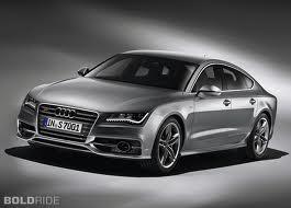 Nuove auto Audi, A7 e S7 negli showroom europei durante l'estate