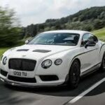 Bentley Continental GT3-R: motore V8S, con soluzione Power Twin Turbo