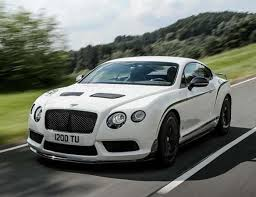 Bentley continental gt3 - r