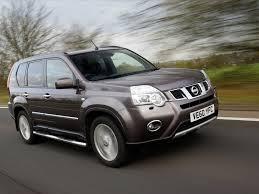 Sicurezza e controllo per il Suv Crossover Nissan X Trail