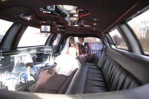 limousine per nozze
