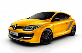 Record Renault Megane Rs Trophy Limited Edition