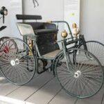 Daimler Stahlradwagen: la prima carrozza motorizzata trasformata in autovettura