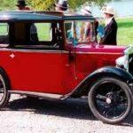 Austin Seven: l'automobile di ispirazione per la prima BMW