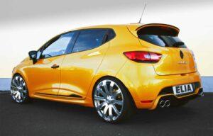 nuova Clio RS 200 EDC