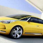 Citroen C SportLounge : Concept Car di ispirazione per la DS 5 2011/2015