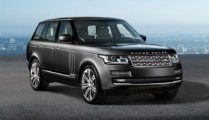 Range Rover Autobiography Black 2015