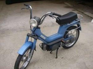 ciclomotore epoca