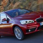 Nuova BMW Serie 2 Gran Tourer pronta per l'estate