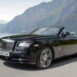 Rolls cabrio Dawn