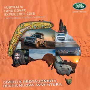 Land Rover concorso