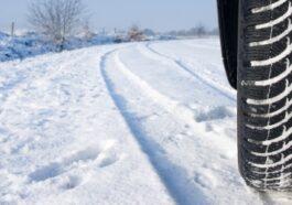 auto in inverno