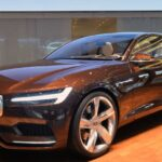 Nuovo Volvo S90: sfida a suon di teaser Audi, Mercedes e Bmw