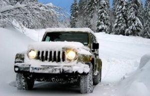 Come preparare l'auto ad affrontare l'inverno