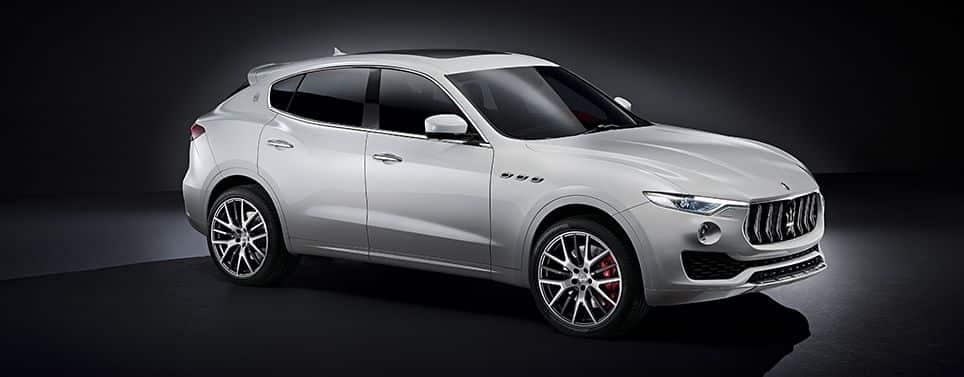 Maserati Levante, il nuovo Suv sport utility V6 Turbo