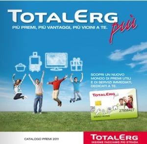Catalogo premi Total Erg