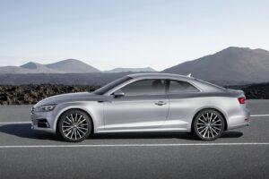 L'Audi rinnova la Coupé A5
