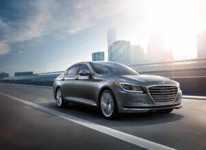 Hyundai sposta la Genesis al proprio brand di lusso