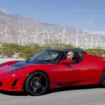 La Roadster di Tesla compie dieci anni
