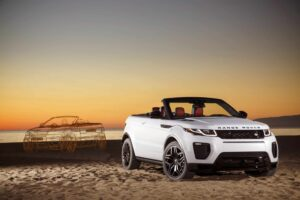Land rover convertible
