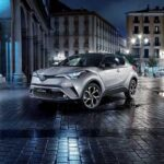 Toyota C-HR e il King Of The Flow