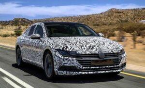 Volkswagen Arteon, il debutto è vicino
